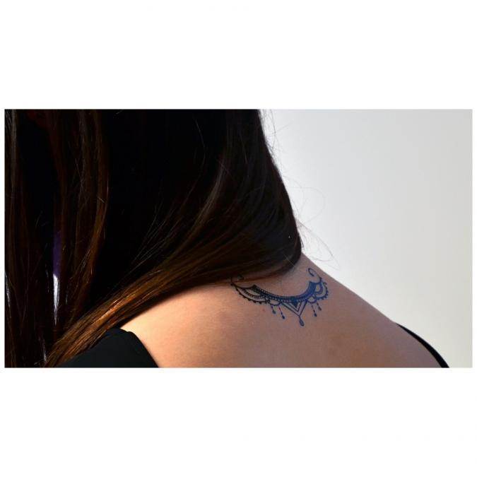 Sioou - Étoile Anisée - Tatouage éphémère