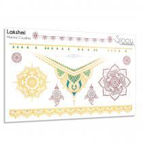 Sioou - Lakshmi - Tatouage éphémère