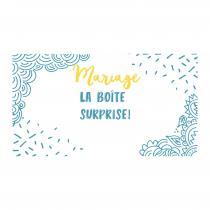 Sioou - Mariage - Tatouage éphémère