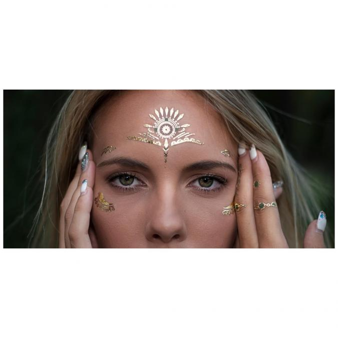 Sioou - Mini Indie - Tatouage éphémère