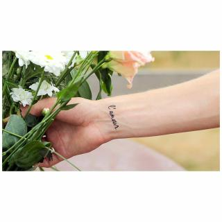 Sioou - Mini Mon Amour - Tatouage éphémère