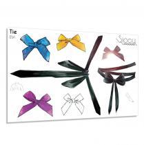 Sioou - Tie - Tatouage éphémère