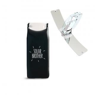 Solar Brother - SunCase Noir - Briquet Solaire - Briquet solaire