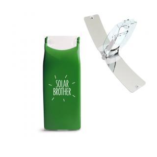 Solar Brother - SunCase Vert - Briquet Solaire - Briquet solaire