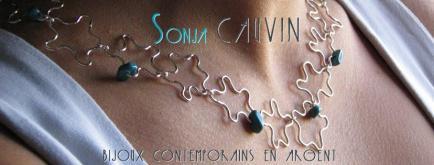 Sonja Cauvin Créations - Bijoux argent aux lignes sobres et contemporaines. Pièces uniques ou petites séries. Fait main