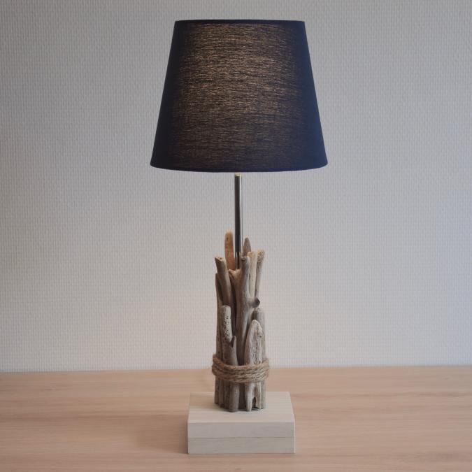 """SORGA Créations - Lampe """"Fagot Flotté"""" - Lampe d'ambiance"""