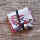 Suivez le fil - Emporte-savon - porte savon  nomade