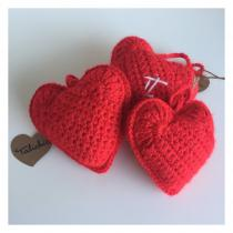 TALICHIC - Coeur senteur - Coeur à suspendre