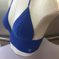 TALICHIC - Top - Tee-shirt & Top - Bleu
