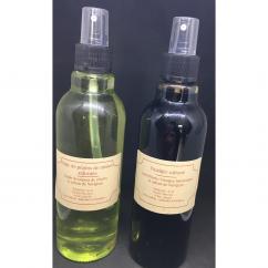 Terr'a Safran - Duo huile & vinaigre safranés - Huile - 0.500