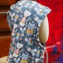 Têt'en l'air - Snood Capuche CHAT - Accessoires de mode (enfant)