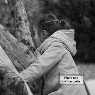 Têt'en l'air - Snood Capuche GRAPHIQUE - Accessoires de mode (enfant)