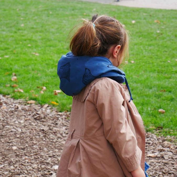 Têt'en l'air - Snood Capuche OURS - Accessoires de mode (enfant)