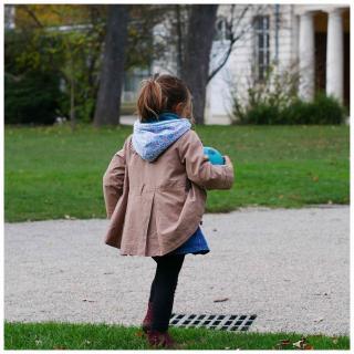 Têt'en l'air - Snood Capuche SOUS BOIS - Accessoires de mode (enfant)