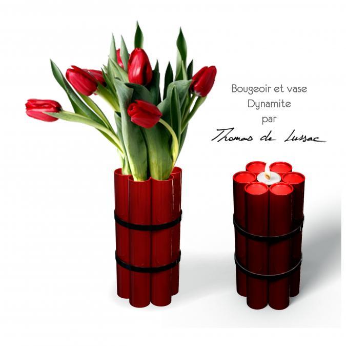 Thomas de Lussac - Dine-amitie - Vase
