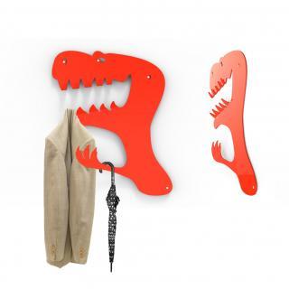 Thomas de Lussac - Mantosaure rouge - Porte-manteau