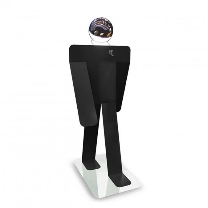 Thomas de Lussac - Moonwalk giant - Lampadaire - ampoule(s)