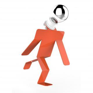 Thomas de Lussac - Moonwalkid Orange - Lampe d'ambiance