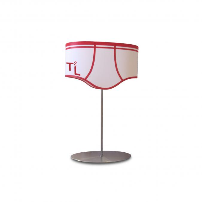 Thomas de Lussac - Slip no sleep - Lampe de table - ampoule(s)