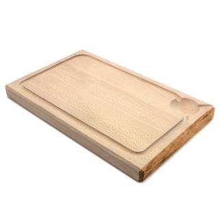 TOURNABOIS - Planche à découper en bois - Planche à découper