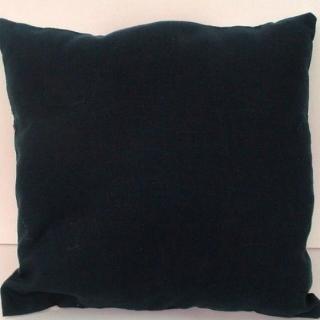 Ty cath créas breizh - Coussin décoration ancre de marine en appliqué - Coussin - Bleu