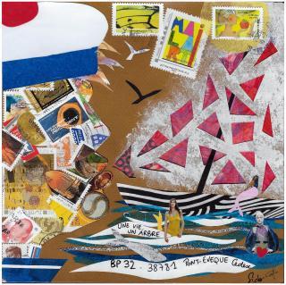 Une vie, un arbre - 20-169 - CBl - SIDO - Ricochet Postal