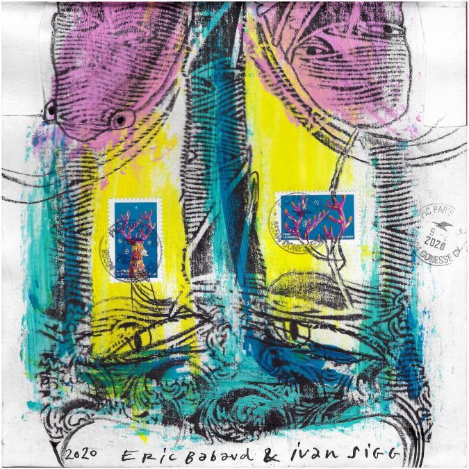 Une vie, un arbre - 20-501 - eb - is - Ricochet Postal