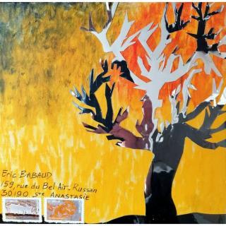 Une vie, un arbre - 20-560 - ek - eb - Ricochet Postal