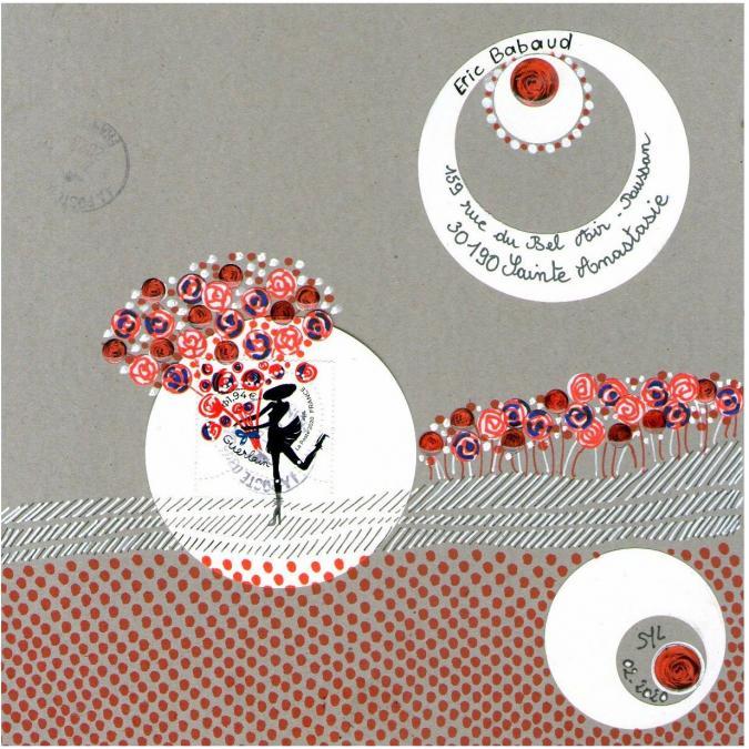 Une vie, un arbre - r20-165 - sg - eb - Ricochet Postal
