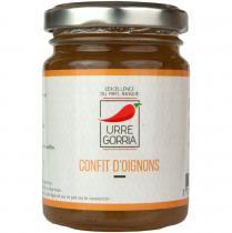URRE GORRIA - CONFIT D'OIGNONS - Condiments et sauces - 0.120