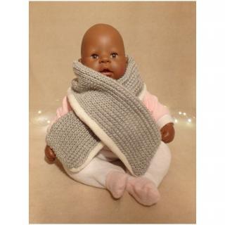 Valcreapassions - Echarpe bébé - Echarpe (bébé)