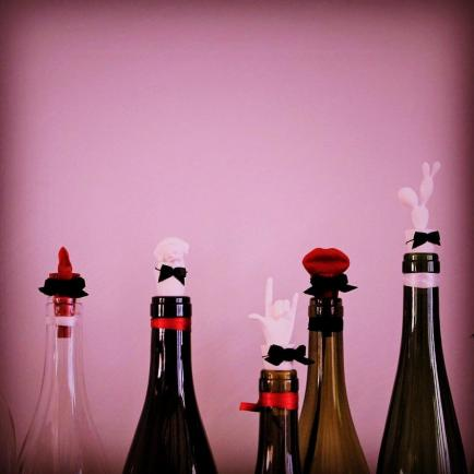 VERY CHIC WINE - Bouchons de bouteille designs Made in France