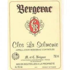 Vignoble Beigner - Clos la Selmonie - rosé - 1982 - Bouteille - 0.75L