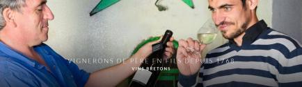 Vignobles Chéneau - Christophe et Maxime Chéneau, vignerons de père en fils exploitent le domaine familial depuis 1768