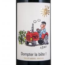 Vignobles Lacoste - Dompter la Bête! Bordeaux Rouge Bio - 2017 - Bouteille - 0.75L