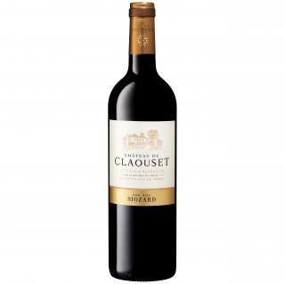 VIGNOBLES SIOZARD - Bordeaux Rouge Supérieur- Château du Claouset - 2020 - Bouteille - 0.75L