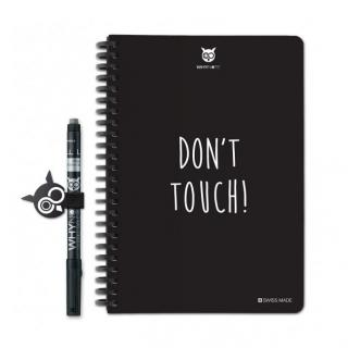 WhyNote - WhyNote book A5 don't touch - bloc-note réutilisable