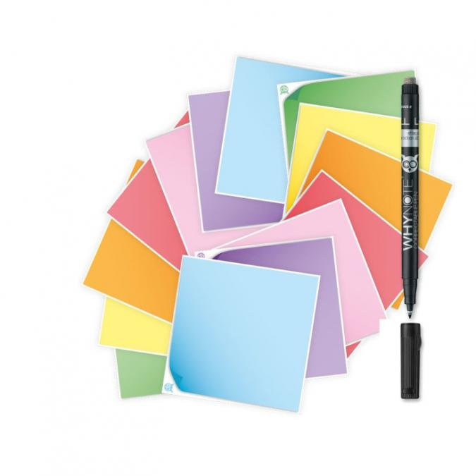 WhyNote - WhyNote – Memo Post - post-it