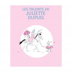 Zebrabook - Livre des talents - livre enfant