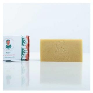 Zou Organic - Savon surgras bio à l'élixir d'abeilles - NENY - Savon - 100 g